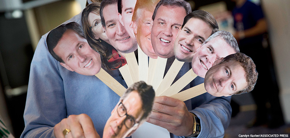 images of possible Republican candidates